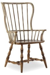 Dining Room Sanctuary Arm Chair-Drift/Dune