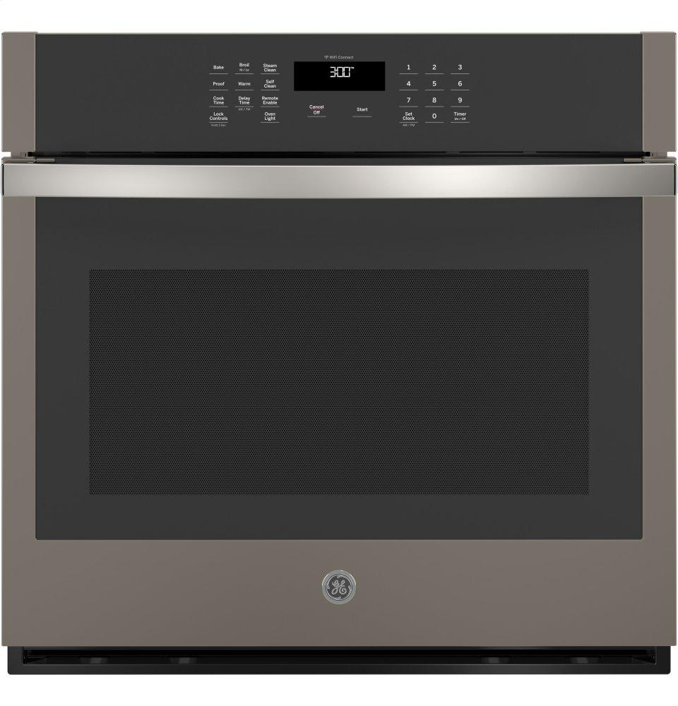 "GEGe® 30"" Smart Built-In Self-Clean Single Wall Oven With Never-Scrub Racks"
