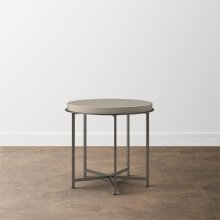 "MODERN Emilia 24"" Axel Side Table"