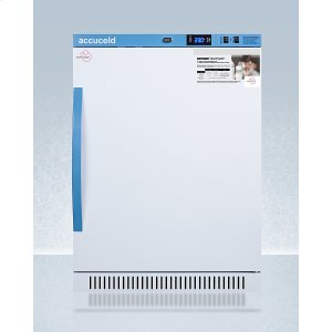 SummitPurpose-built All-refrigerator for Breast Milk Storage With 2 Interior Locking Compartments