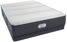 BeautyRest - Platinum - Hybrid - Crestridge - Plush - Tight Top - Queen