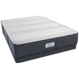 SimmonsBeautyRest - Platinum - Hybrid - Crestridge - Plush - Tight Top - Cal King