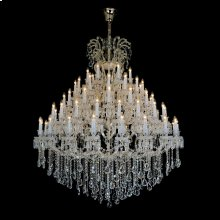 Grand Versailles 45 Light Chandelier