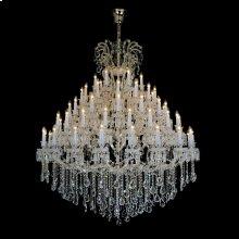 Grand Versailles 45 Light Chandelier