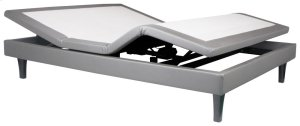 Serta - Motion Perfect III - Adjustable Foundation - Twin