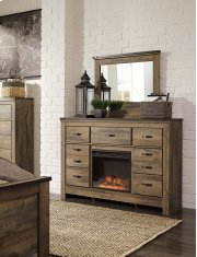 Trinell - Brown 2 Piece Bedroom Set Product Image