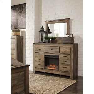 Ashley Furniture Trinell - Brown 2 Piece Bedroom Set
