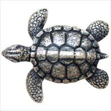 Metal Large Turtle