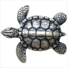 Metal Large Turtle