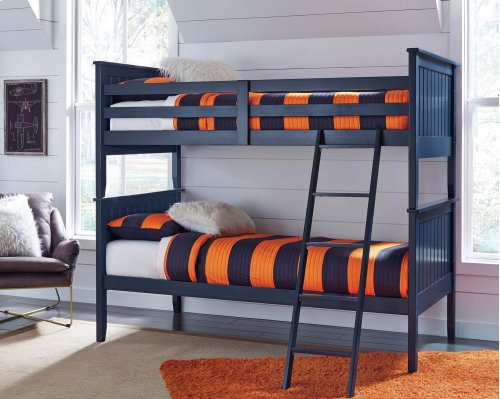 B10359p In By Ashley Furniture In Appleton Wi Twin Twin Bunk Bed