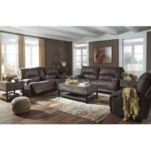 Ashley FurnitureSIGNATURE DESIGN BY ASHLEY2 Seat PWR REC Sofa ADJ HDREST