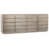 Home Entertainment Urban Elevation Metal Entertainment Credenza Product Image
