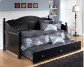 Jaidyn - Black 4 Piece Bed Set (Twin)