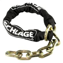 """Cinch Chain  3' 3"""" Cinch Ring Security Chain - No Finish"""