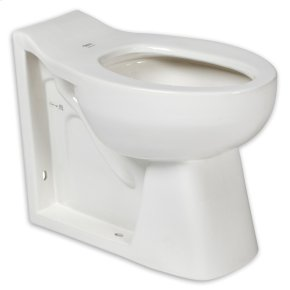 Huron EverClean Flushometer Toilet - White