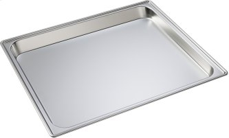 "Solid Pan 17 3/4"" x 1 1/4"" x 15"""