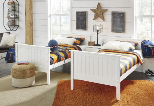 Twin/Twin Bunk Bed Panels
