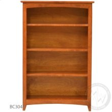 Bookcase 3048 With 3 Shelves