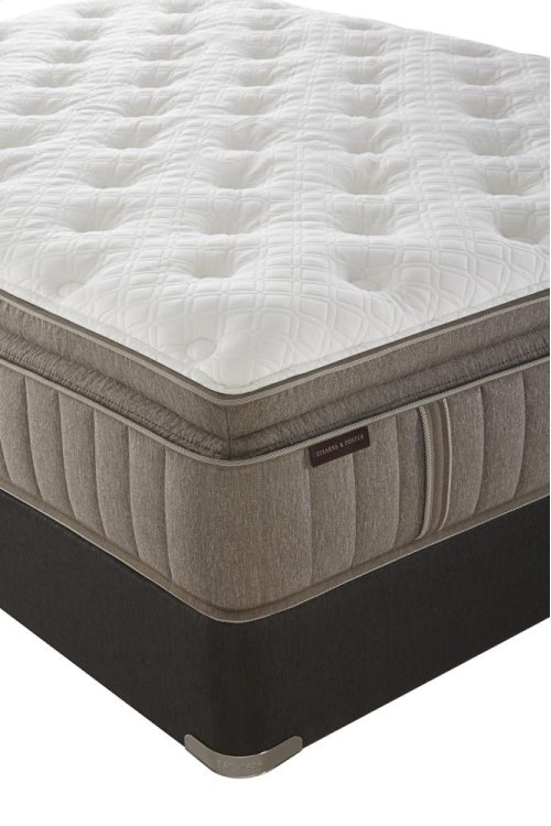 Estate Collection - Scarborough - Euro Pillow Top - Plush - Queen