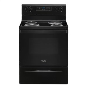 Whirlpool4.8 cu. ft. Whirlpool(R) electric range with Keep Warm setting