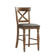 Kingston X-Back Counter Stool