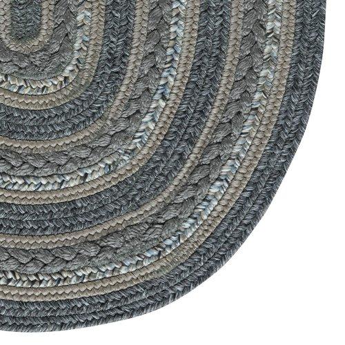 Woodbridge Nightfall Braided Rugs