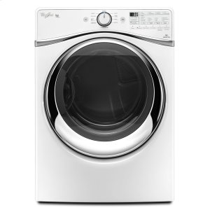 Whirlpool7.4 cu. ft. Duet® Steam Dryer with SilentSteel Dryer Drum White