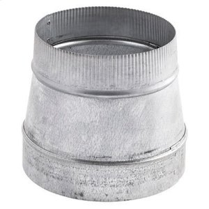 """BroanTransition Reducer from 8"""" to 7"""" for use with Range Hoods"""