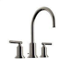 """Widespread Lavatory Set - 5"""" in Polished Chrome"""