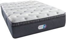 BeautyRest - Platinum - Haddock Meadow - Luxury Firm - Pillow Top - Queen