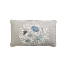 Signature Kidney Pillow 20x12 Inch Lux Down