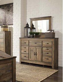 Trinell - Brown 3 Piece Bedroom Set