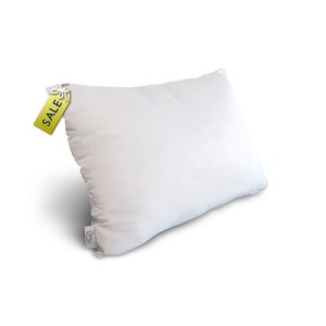 Sleep to Go by Serta MicroSupport Pillow - Queen