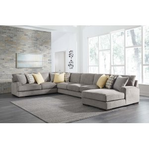 Ashley Furniture Fallsworth - Smoke 2 Piece Sectional