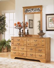 Bittersweet - Light Brown 2 Piece Bedroom Set Product Image