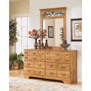 Ashley Furniture Bittersweet - Light Brown 2 Piece Bedroom Set