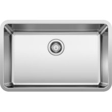 """Formera 28"""" Large Single Bowl - Stainless Steel"""