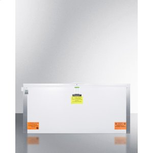 SummitLaboratory Chest Freezer Capable of -35 C (-31 F)operation With Dual Blue Ice Banks and Extra Large Storage Capacity