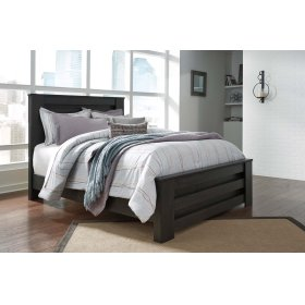 Brinxton - Black 3 Piece Bed Set (Queen)