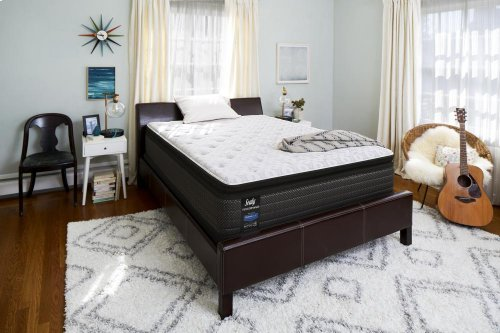 Response - Performance Collection - Merriment - Cushion Firm - Euro Pillow Top - Twin XL