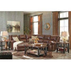 Ashley Furniture Billwedge - Canyon 7 Piece Sectional