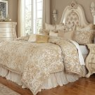 12 Pc.Queen Comforter Set Creme Product Image