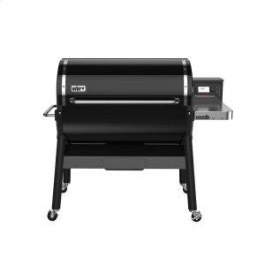 WeberSmokeFire EX6 Wood Fired Pellet Grill - Black