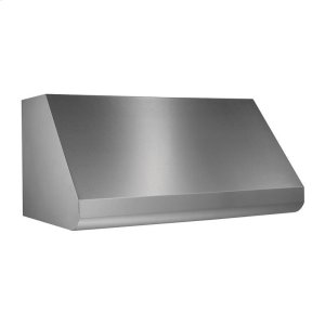 "Broan48"" External Blower Stainless Steel Range Hood Shell"