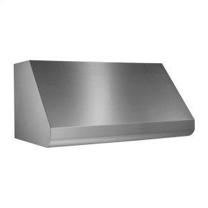 "BROAN48"" External Blower Stainless Steel Range Hood Shell"