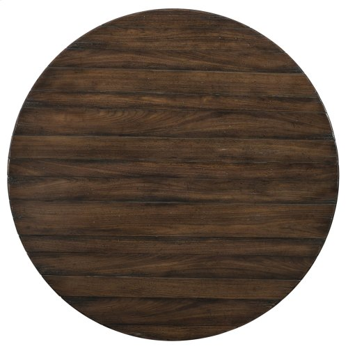Dining Room Roslyn County 60in Round Dining Table