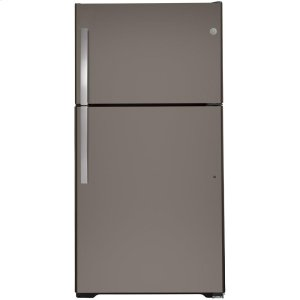 GEGE(R) ENERGY STAR(R) 21.9 Cu. Ft. Top-Freezer Refrigerator
