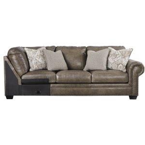 Ashley Furniture Raf Sofa W/corner Wedge