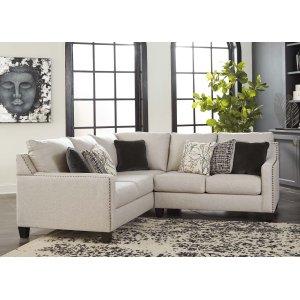 Ashley Furniture Hallenberg - Fog 2 Piece Sectional