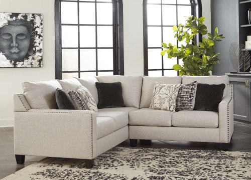 Hallenberg - Fog 2 Piece Sectional